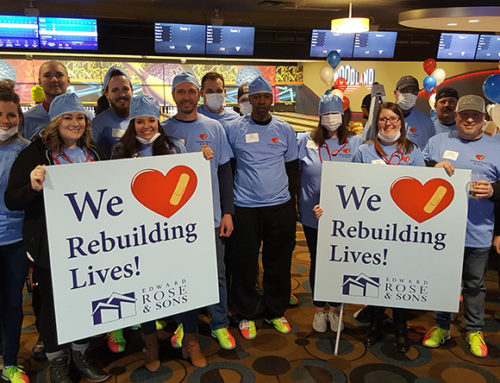 Bowling for Rebuilding Lives